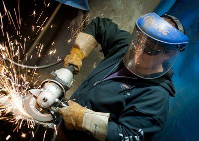 Heavy Duty Mechanical Trades photoshoot
