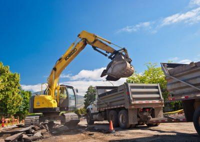Kamloops Public Works Industrial photo shoot