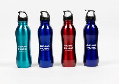 Aqua Pure Purification Product photo shoot