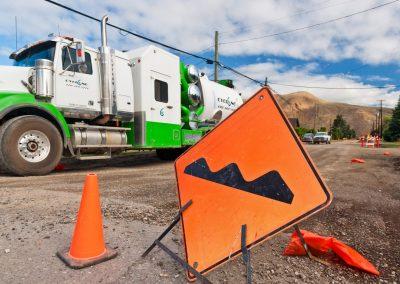 Kamloops Public Works photoshoot