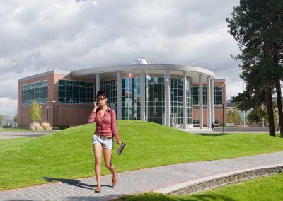 TRU Campus Branding Photo Shoot