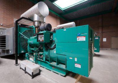 Generator Station Industrial photoshoot