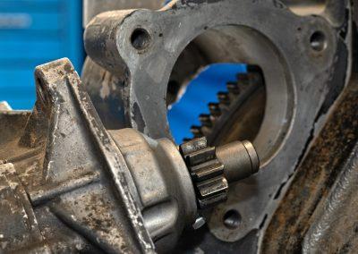 Heavy-duty Mechanical photography