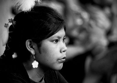 Headshot at Kamloopa Pow Wow